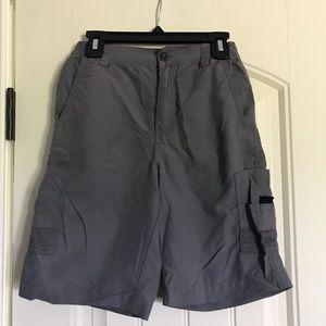 Magellan Boys Fishing Shorts, Medium